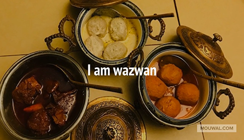 I am Wazwan